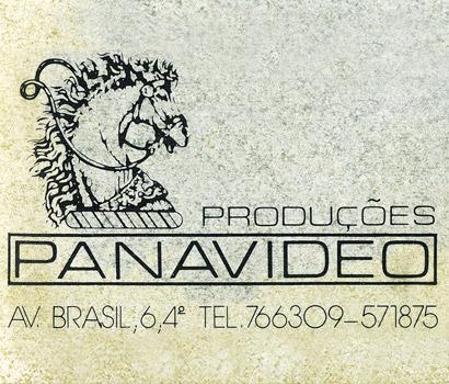 Início da Panavideo